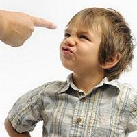 کلمات ممنوعه برای تربیت کودکان