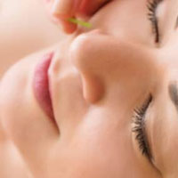 درمان افتادگی پوست صورت
