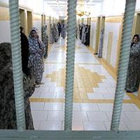 زندانیان زن ایران و جهان به روایت آمار ۲۰۱۶