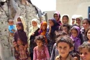 فیلم/گزارشی تکان دهنده از غمانگیزترین مدارس ایران