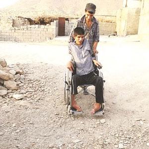 صدای خاموش معلولان روستایی