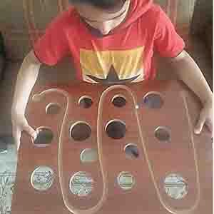 افزایش رشد حرکتی کودکان ایرانی با اسباب بازی بومی