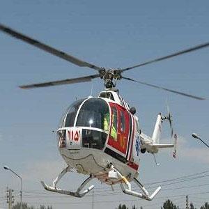 توسعه اورژانس هوایی در تهران/جذب 3800 نیرو برای اورژانس 115