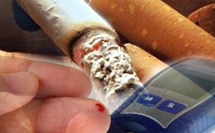 ترکیب مرگبار سیگار و دیابت