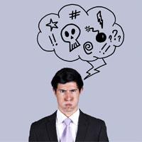 چطور از شر افکار مزاحم راحت شویم؟
