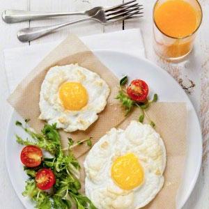سفیده تخم مرغ مصرف کنم یا تخم مرغ کامل؟