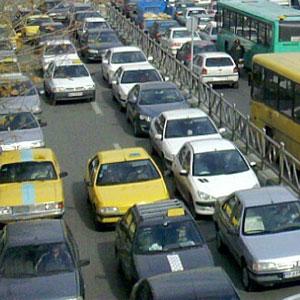 ترافیک تهران با یک تلنگر کوچک به کما میرود