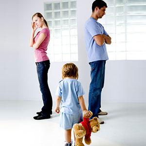 معضل نزاع های خانوادگی
