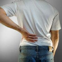کمر درد، شایع ترین بیماری ستون فقرات