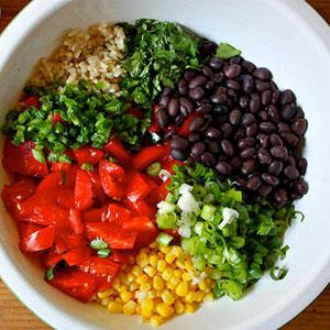 گیاهخواران به جای گوشت چی بخورند؟