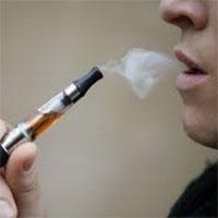 دودهای الکترونیک در ریه سیگاریها!