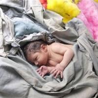 نوزاد سرراهي و مادر بدبخت