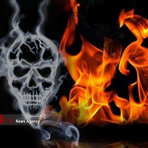 مرگ دختر و پسر جوان بر اثر گاز گرفتگی در مغازه/ وجود سوختگی روی اجساد