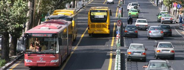 عقبگرد حمل و نقل عمومی در تهران