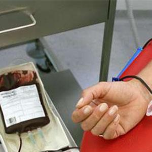 خون مورد نیاز مصدومان حادثه پلاسکو تامین شده است