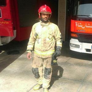 تازه داماد، نخستین شهید فاجعه پلاسکو/ گزارشی از خانوادههای آتشنشانان محبوس و مصدوم