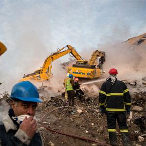 برج جهنمي، 3 روز بعد از حادثه