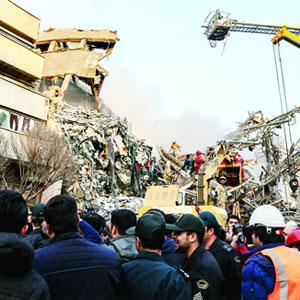 تهران تابآوری ندارد