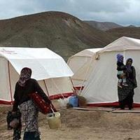 اسکان بیش از 7هزارنفر و ایجاد چهار اردوگاه برای سیل زدگان