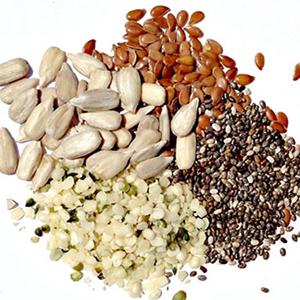 9 دانه سالم را هر روز وارد رژیم غذایی تان کنید!