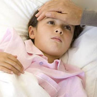 تب طولانی و مستمر کودک را جدی بگیرید