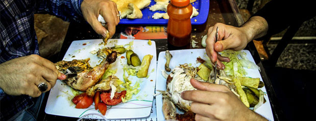 سبك زندگي ناسالم ما ايرانيها/بیشترین عادات مضر غذایی مردم کدام است؟