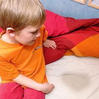 مهمترین علل شب ادراری در کودکان