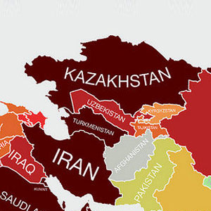 عکس/ایران جزو سمیترین کشورهای جهان