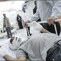 تلفات و حوادث چهارشنبهسوری