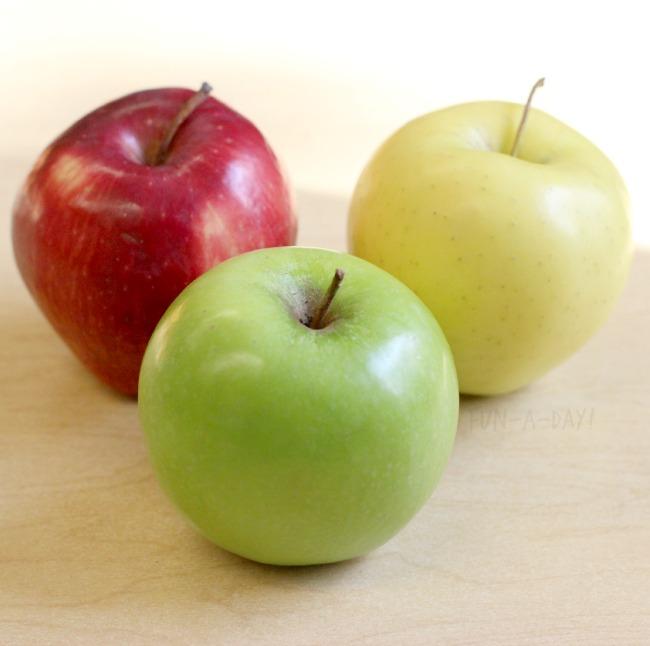 این «هفتسین» پرخاصیت: فواید کدام رنگ «سیب» بیشتر است؟