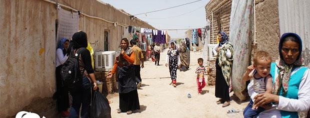 مناطق محروم تهران را دریابید