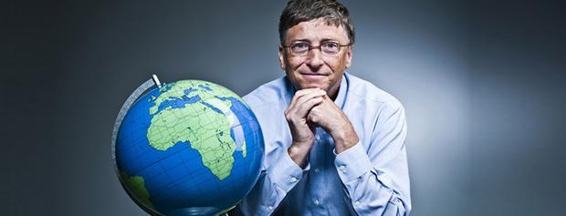پیش بینی های جالب بیل گیتس در مورد سلامت و محیط زیست