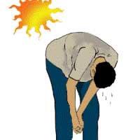 پرهیزهای غذایی برای مقابله با «خستگی گرمایی»