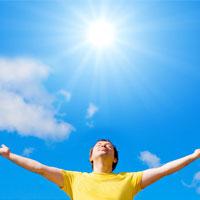10 فایده نور خورشید برای سلامتی