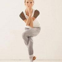 عکس/تاثیر شگفت انگیز 8 حرکت یوگا بر درمان استرس