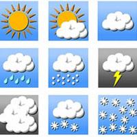 بارش باران در شمال و جنوب کشور/ باد ملایم در تهران می وزد