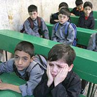 مدرسه هراسی در کودکان طلاق شایعتر است