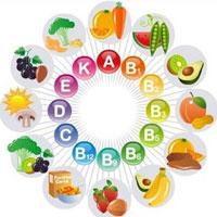 اینفوگرافی/ ویتامین ها و مواد معدنی که خستگی را از بین میبرند
