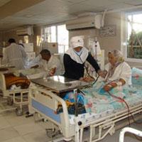 عقبماندگی ۹۰ درصدی وزارت بهداشت در تأمین تختهای بیمارستانی