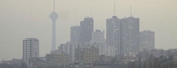 تهران در یک قدمی فاجعه مه دود لندن