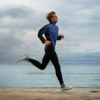 توصیههای یک قهرمان برای بهتر غذا خوردن و دویدن