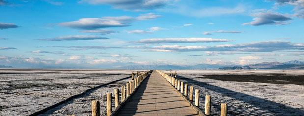وضعیت فوقبحرانی دریاچه ارومیه