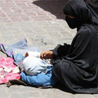 درآمد روزانه ۳ تا ۴ میلیون تومانی متکدیان پایتخت