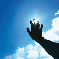 نور آفتاب شما را خوشحال میکند؟