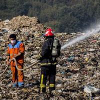 شرایط سایت زباله سراوان بسیار حاد و خطرناک است