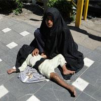 درآمد ۸ میلیونی گدایی در یکی از شهرهای ایران