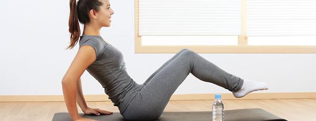9 نکته مهم درباره ورزش خانگی خانمها