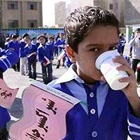 توزیع شیر در مدارس از سر گرفته میشود