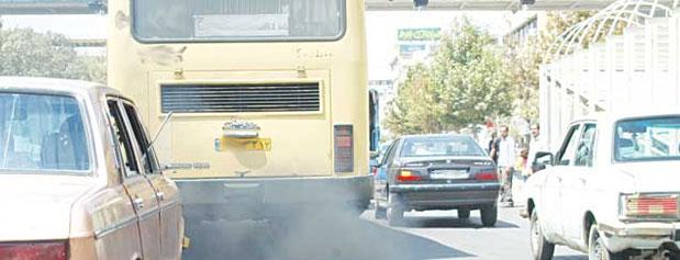 اتوبوسهای نفسگیر