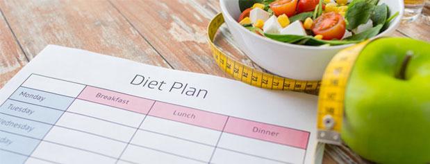 ۸ روش طبیعی و سریع کاهش وزن